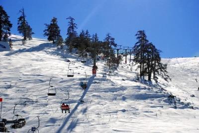 Kartalkaya Kayak Merkezi Kultur Portali