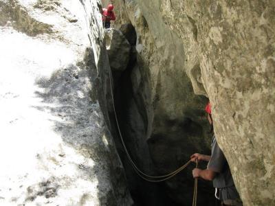 Hark Kanyonu (Taraklı-Tuzla)