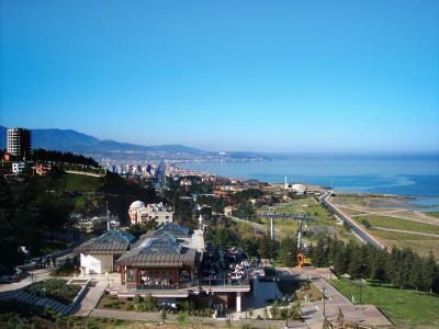 Amisos Tepesi (Fotoğraf: Samsun İl Kültür ve Turizm Müdürlüğü arşivi)