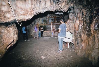 Eshab-ı Kehf (Yedi Uyurlar Mağarası)(Tarsus-Mersin)