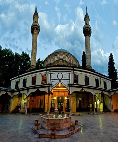 Emir Sultan Camii, Bursa Valiliği arşivinden 2012 yılında alınmıştır.