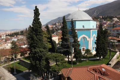 Bursa Büyükşehir Belediyesinden 2012 yılında alınmıştır.