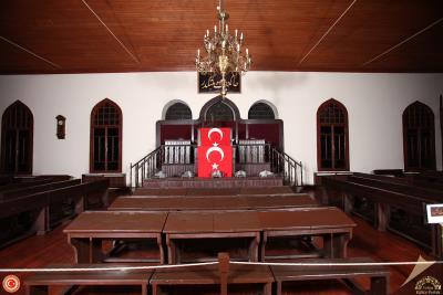 1. TBMM Binası Genel Kurul Salonu