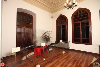 1. TBMM Binası Encümen Odası (Silah Gücü)