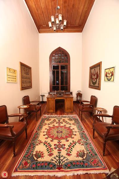 1. TBMM Binası Reis Odası