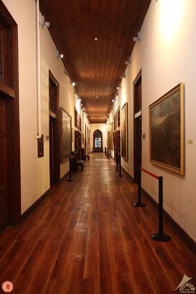 1. TBMM Binası Koridor