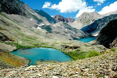 Karagöl, Munzur Dağları, Ovacık