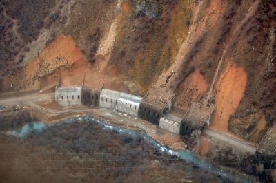 Pülümür Vadisi Çığ Tunelleri