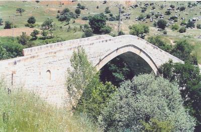 Sivdin Köprüsü-Çemişgezek