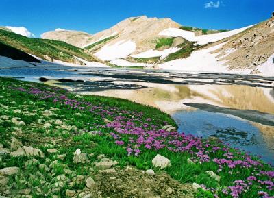 Krater Gölü, Buyer Baba Dağı, Pülümür