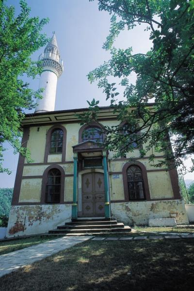 Hasan Fehmi Paşa Camii