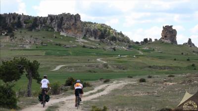 Dağlık Frigya'da  Bisiklet Turu