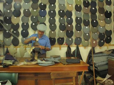 8 Köşeli Kasket Şapka
