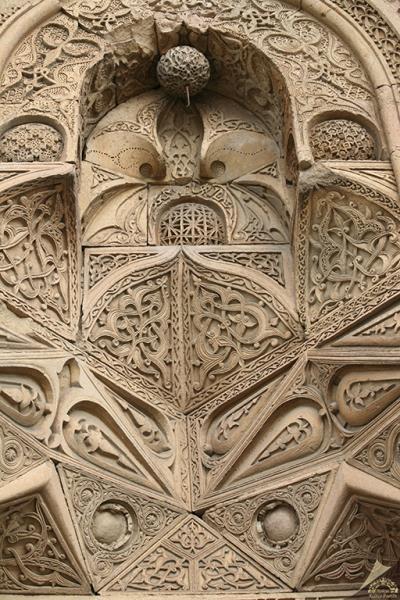 Divriği Ulu Cami ve Darüşşifası Batı Kapı