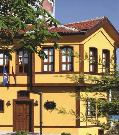 Eskişehir Odunpazarı - Karikatür Müzesi