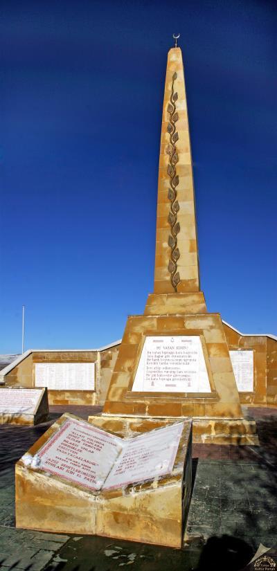 Sarıkamış Şehitler Anıtı
