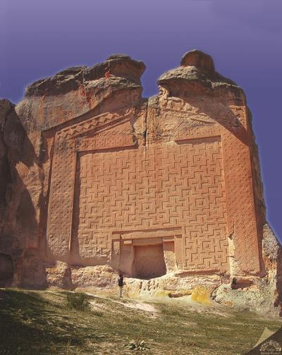 Han - Yazılıkaya(Midas Anıtı)