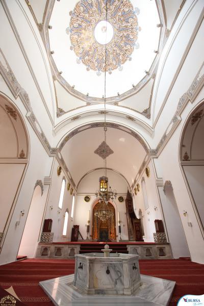 Bursa I. Murad Hüdavendigar Camii