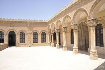 Mardin Müzesi Avlusu
