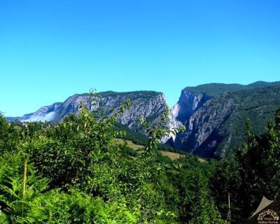 Pınarbaşı Valla Kanyonu