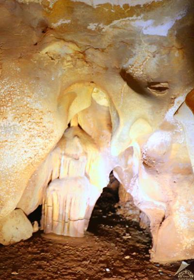 Mersin Tarsus Taşkuyu Mağarası
