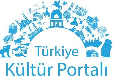 Türkiye Kültür Portalı Mavi Logosu