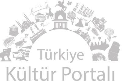 Türkiye Kültür Portalı Gri Logosu