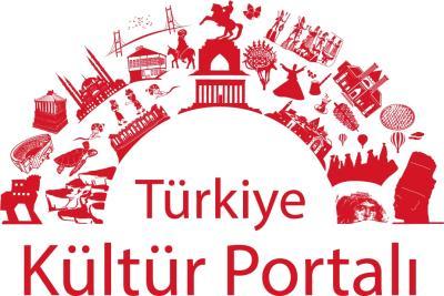 Türkiye Kültür Portalı Kırmızı Logosu