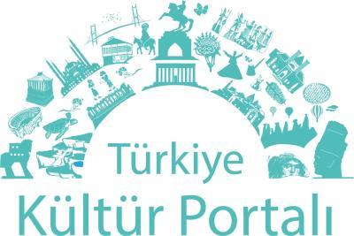 Türkiye Kültür Portalı Turkuaz Logosu