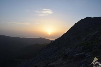 Melikler Yaylası Dedegül Dağı Gün Doğumu