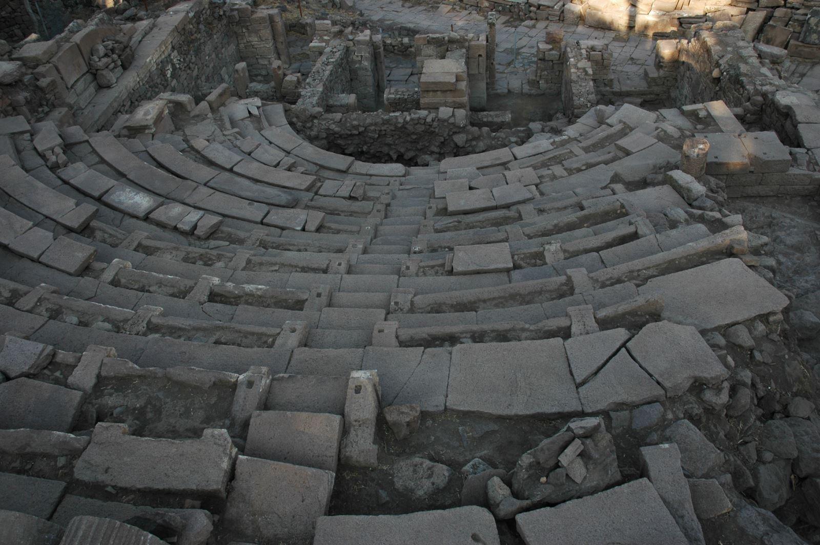 aigai antik kenti kultur portali