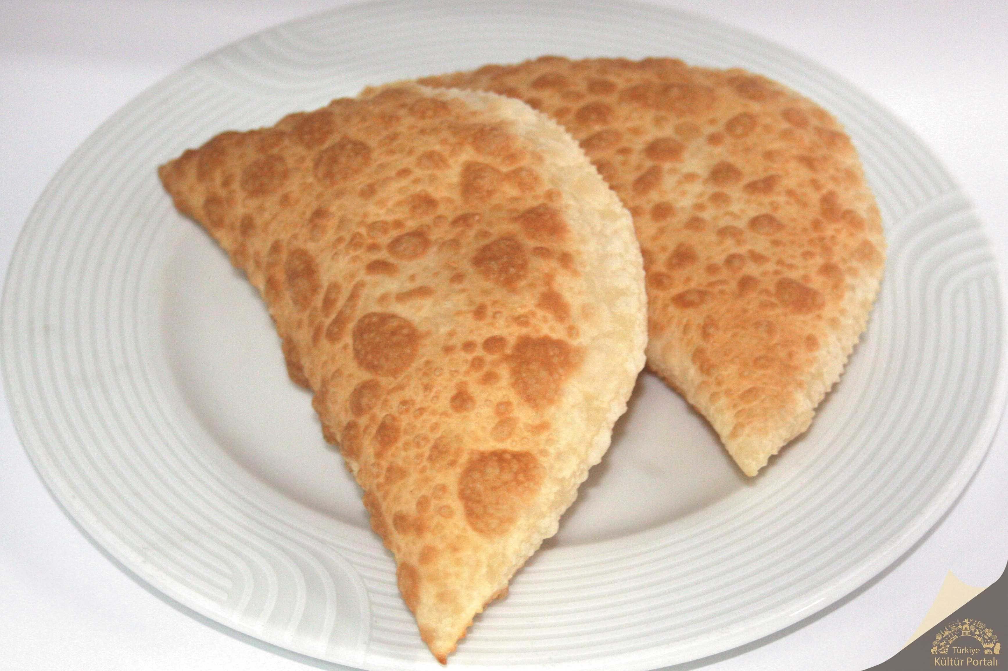 Eskişehir çiğ Böreği çibörek Kültür Portalı Medya Kütüphanesi
