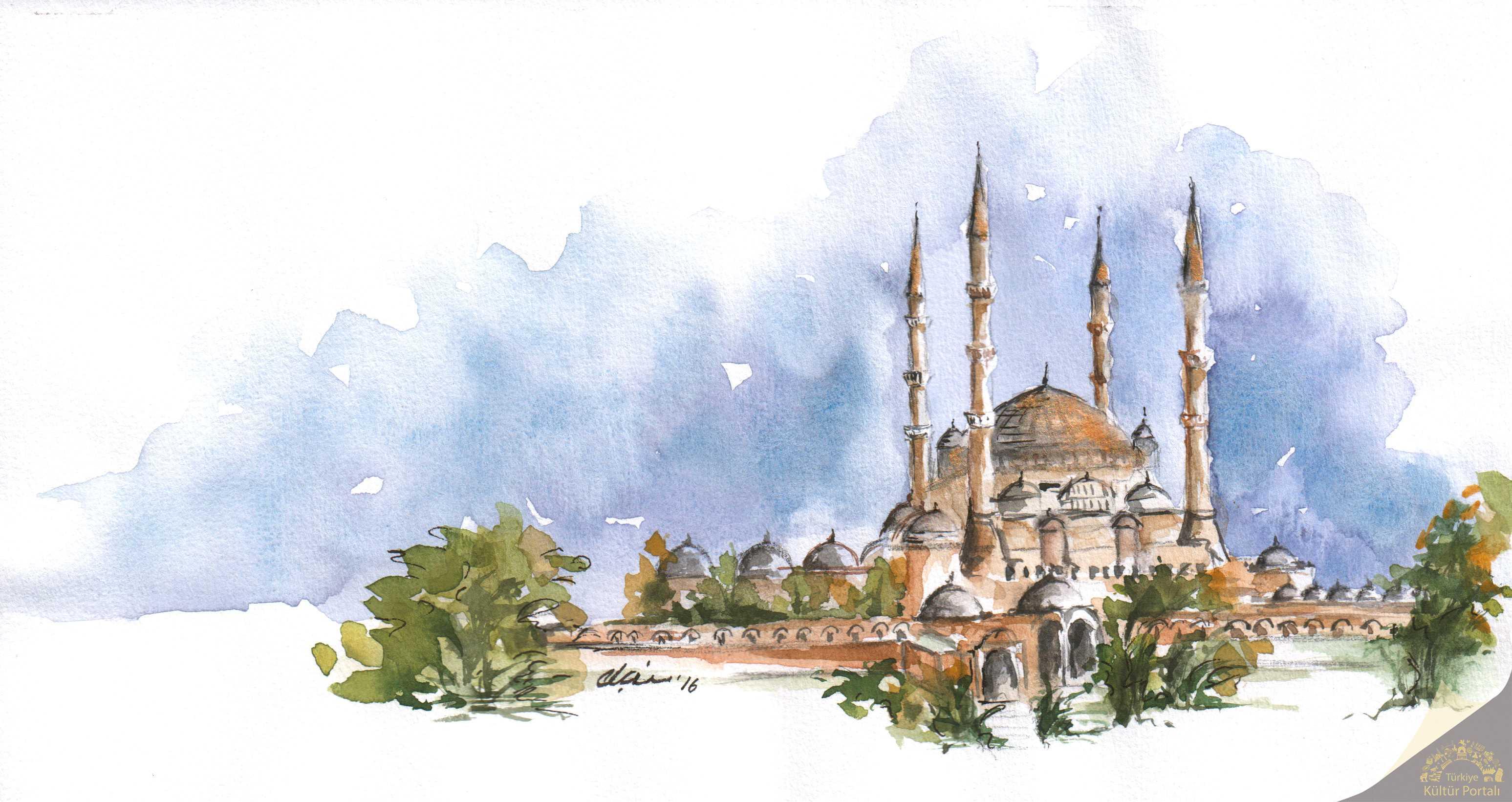 Selimiye Cami Kultur Portali Medya Kutuphanesi