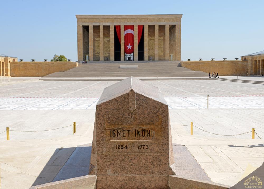 Anitkabir Atatürk Ve Kurtuluş Savaşi Müzesi Kültür Portalı