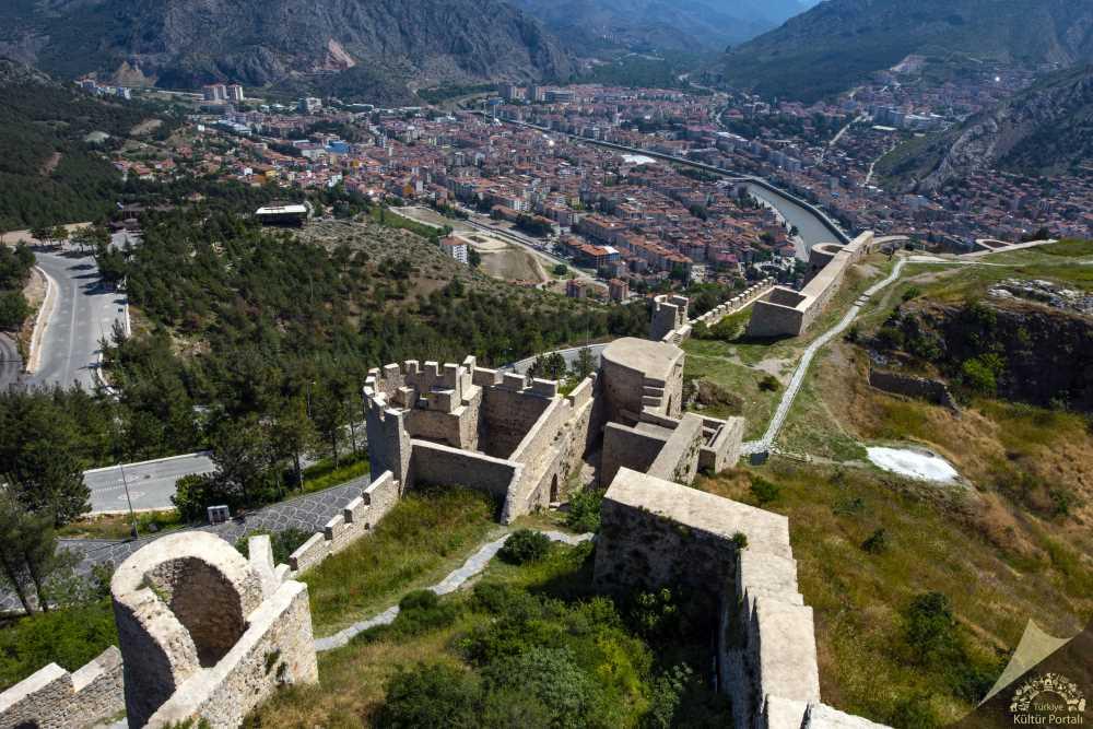 Amasya'da Gezilecek Yerler Nelerdir?