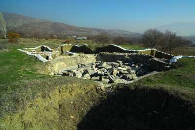 Komana Antik Kenti