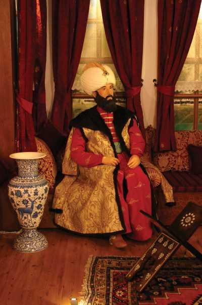 Amasya Özel Şehzadeler Müzesi