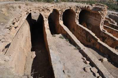 Dara Antik Kenti- Büyük Su Sarnıcı, Fotoğraf: Baki ATEŞ