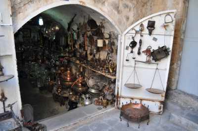 Bakırcılar Çarşısı-Bakırcı Dükkanı, Fotoğraf: Baki ATEŞ