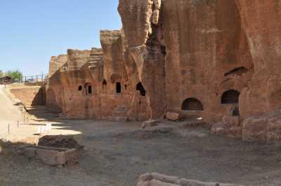 Dara Antik Kenti-Taş Ocağı ve Mezarlık, Fotoğraf: Baki ATEŞ