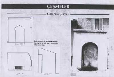 Kuru Paşa (Kayalık) Çeşmesi