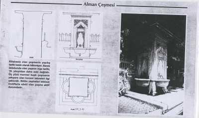 Büyük Cami (Alman) Çeşmesi