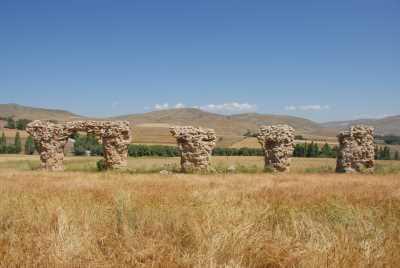 Satala (Sadak) Antik Kentiİl Kültür ve Turizm Müdürlüğü Arşivinden