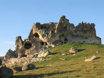 'ASAR KALE-BAYAT' Afyonkarahisar İl Kültür ve Turizm Müdürlüğü Arşivi-Metin ÜNAL