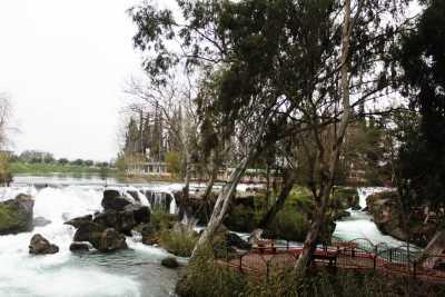 Tarsus Şelalesi (Tarsus-Mersin)