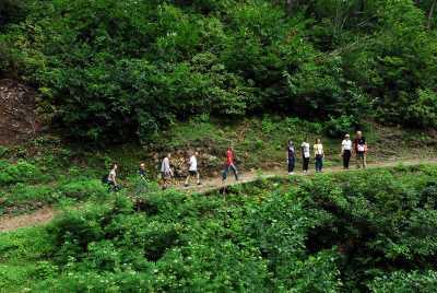 Camili Biyosfer Rezerv Alanı, Maral Şelalesi