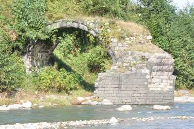 Kocaköprü Köyü Köprüsü Kaynak: Rize İl Kültür ve Turizm Müdürlüğü Fotoğraf Arşivi