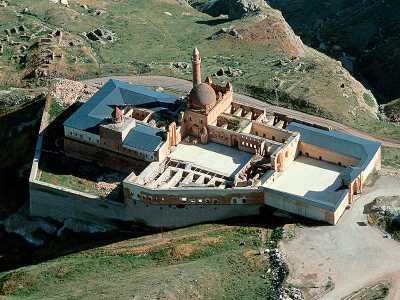 Ağrı'nın gözdesi: İshak Paşa Sarayı