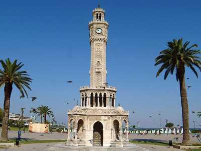 Tarihin Tanıkları Saat Kuleleri