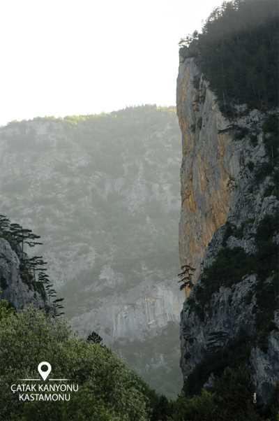 Azdavay Çatak Kanyonu